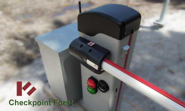 AEK Checkpoint Forst