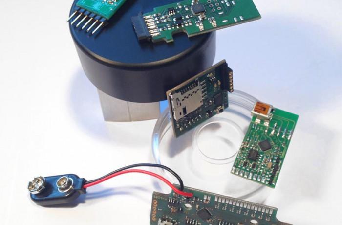 Application Data Recording System