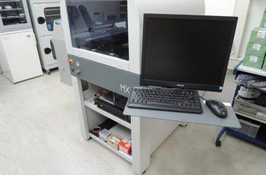 Vollautomatischer Bestückungsautomat MX70